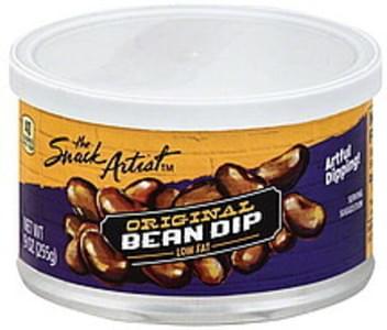 Snack Artist Bean Dip Original