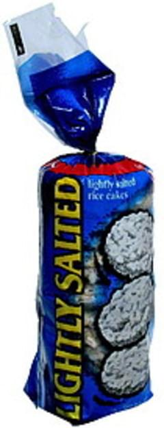 Safeway Rice Cakes Lightly Salted