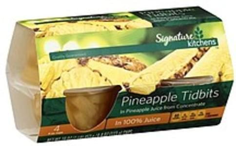 Signature Pineapple Tidbits
