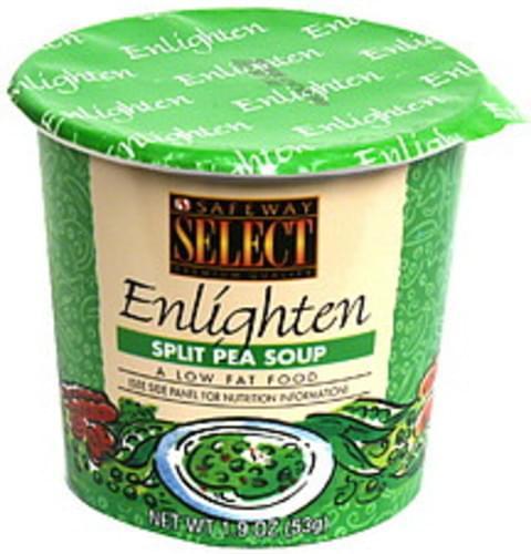 Safeway Select Split Pea Soup - 1.9 oz