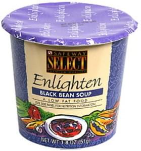 Safeway Select Soup Black Bean