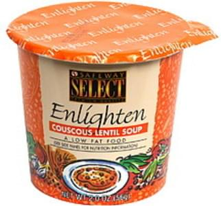 Safeway Select Couscous Lentil Soup