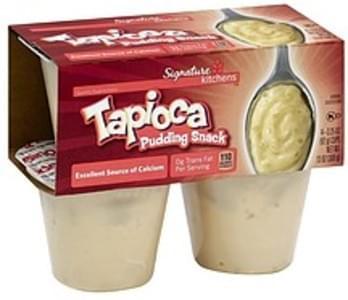 Signature Pudding Snack Tapioca