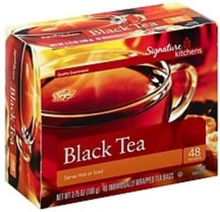 Signature Select Black Tea Bags