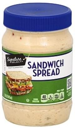 Signature Select Sandwich Spread