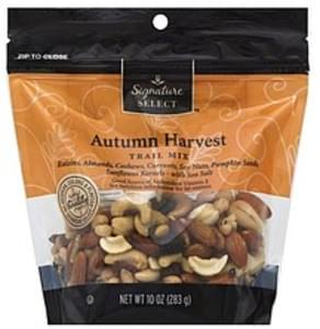 Signature Select Trail Mix Autumn Harvest