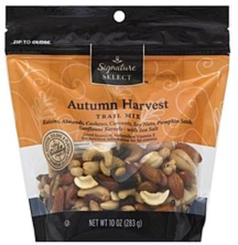 Signature Select Autumn Harvest Trail Mix - 10 oz