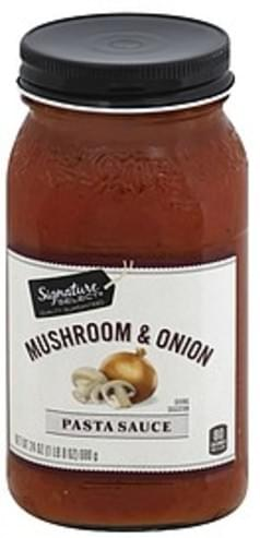 Signature Select Pasta Sauce Mushroom and Onion