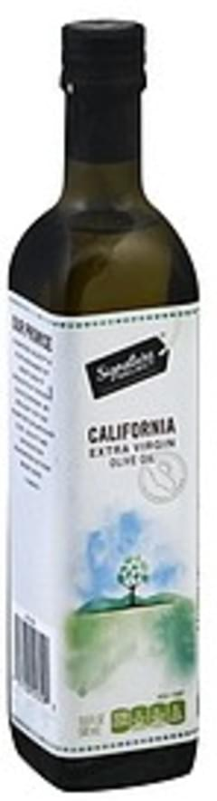 Signature Select Olive Oil Extra Virgin, California