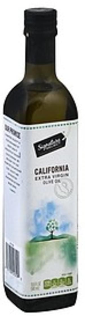 Signature Select Extra Virgin, California Olive Oil - 16.9 oz