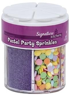 Signature Sprinkles Pastel Party