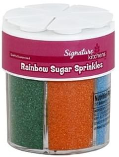 Signature Sprinkles Rainbow Sugar