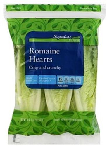 Signature Farms Crisp & Crunchy Romaine Hearts - 18 oz