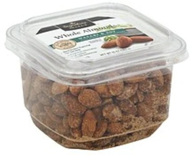 Wasabi & Soy Almonds