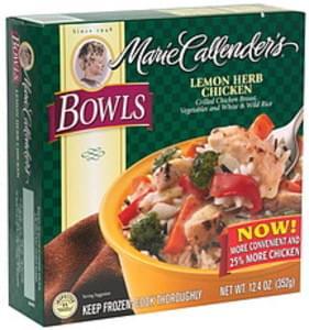 Marie Callenders Lemon Herb Chicken