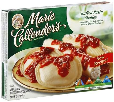 Marie Callenders Stuffed Pasta Medley - 13 oz