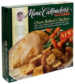 Marie Callenders Oven Baked Chicken