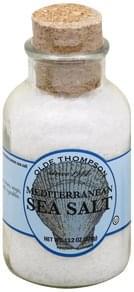Olde Thompson Sea Salt Mediterranean