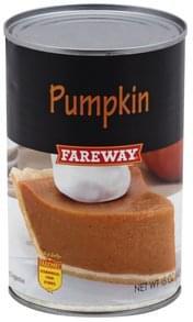 Fareway Pumpkin