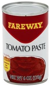Fareway Tomato Paste