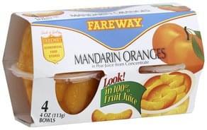 Fareway Mandarin Oranges