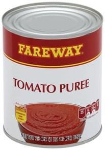 Fareway Tomato Puree