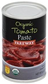 Fareway Tomatoes Paste, Organic