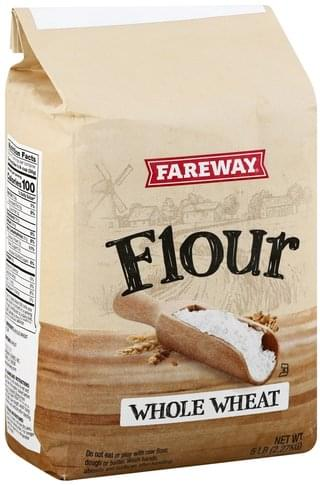 Fareway Whole Wheat Flour - 5 lb