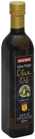 Fareway Extra Virgin Olive Oil - 16.9 oz