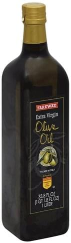 Fareway Extra Virgin Olive Oil - 33.8 oz