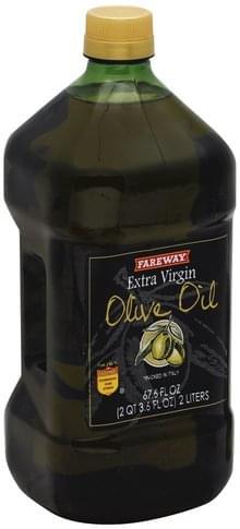 Fareway Extra Virgin Olive Oil - 67.6 oz