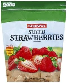 Fareway Blackberries Unsweetened