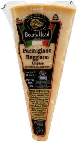 Boars Head Parmigiano Reggiano Cheese