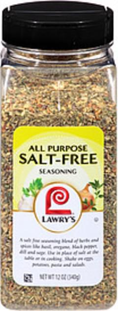 Lawry's Seasoning All Purpose Salt-Free