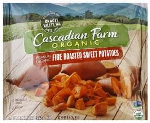 Cascadian Farm Sweet Potatoes Premium Organic, Fire Roasted
