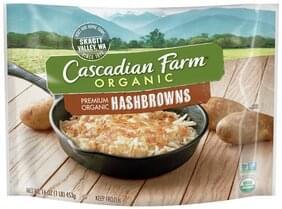 Cascadian Farm Hashbrowns Organic, Premium
