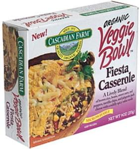 Cascadian Farm Veggie Bowl Fiesta Casserole