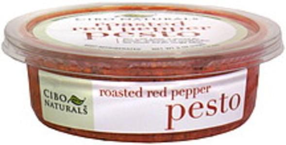 Cibo Naturals Roasted Red Pepper Pesto