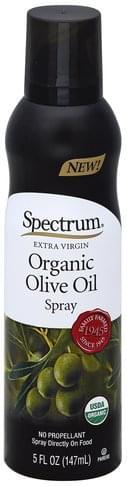 Spectrum Organic, Extra Virgin Olive Oil Spray - 5 oz