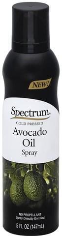 Spectrum Cold Pressed Avocado Oil Spray - 5 oz