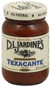 DL Jardines Salsa Texacante, Medium
