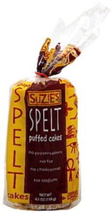 Suzies Puffed Cakes