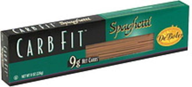 Carb Fit Spaghetti