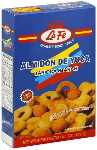 LaFe Tapioca Starch - 14.1 oz