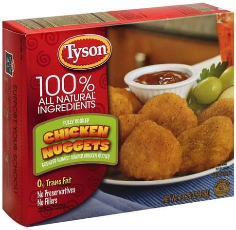 Tyson Chicken Nuggets - 13.25 oz