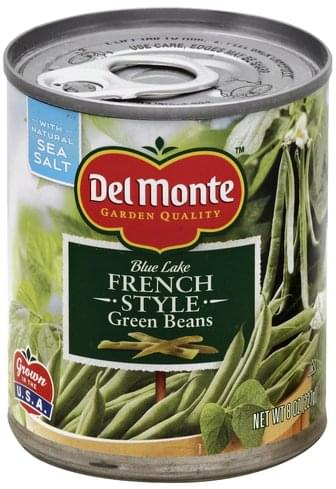 Del Monte Blue Lake, French Style Green