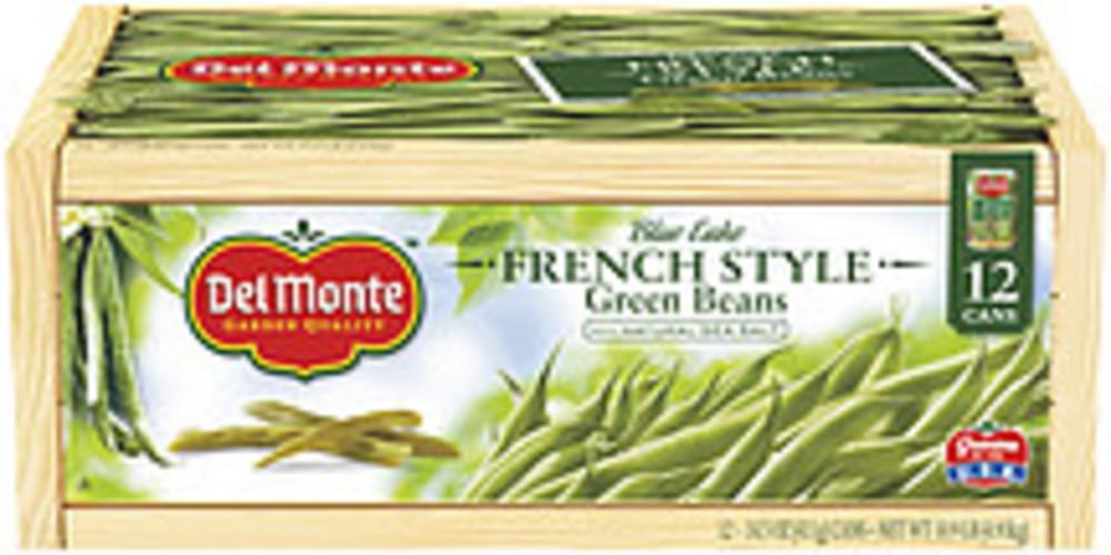 Del Monte Blue Lake French Style With