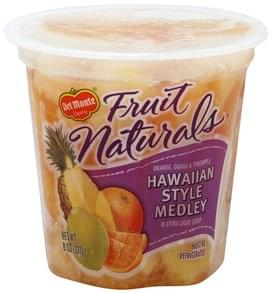Del Monte Hawaiian Style Medley In Extra Light Syrup