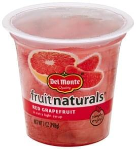 Del Monte Grapefruit Red