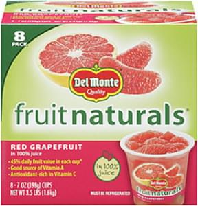 Fruit Naturals Grapefruit Red